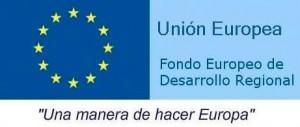 Logo fondo Europeo FEDER