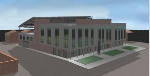 Edificio LUXFOR 3D